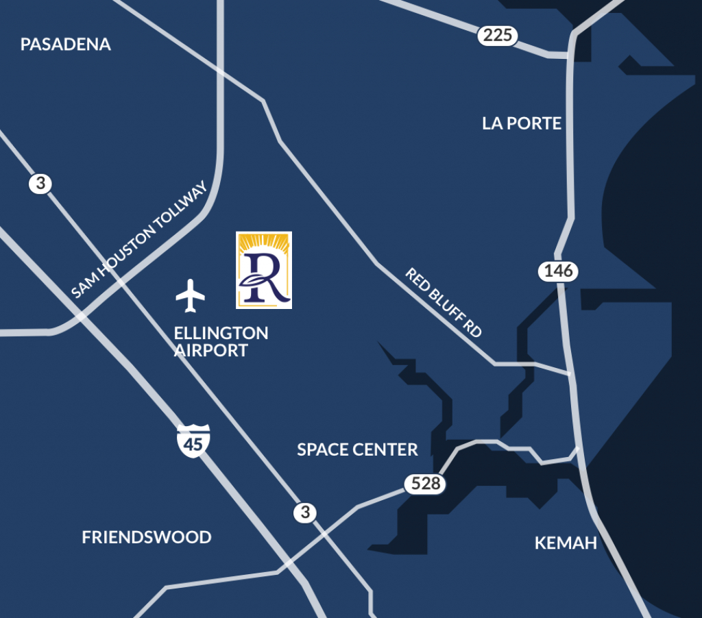 Beautiful New Homes In Clear Creek Isd | The Reserve At Clear Lake City - Clear Lake Texas Map