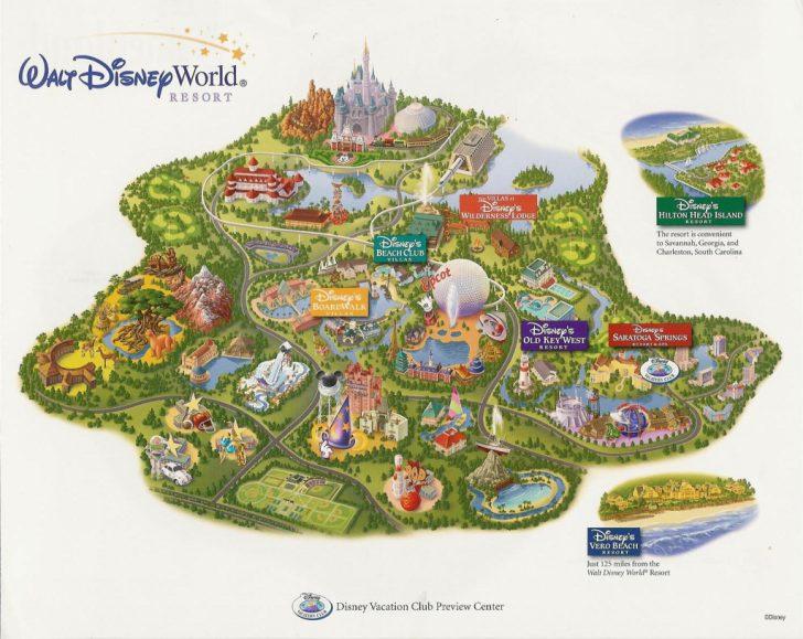 Disney Springs Florida Map