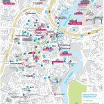 Belfast City Center Map   Belfast City Centre Map Printable