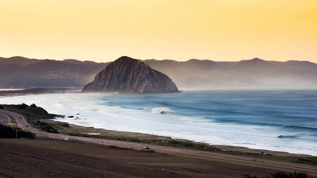 Best Beaches In California - Expert Guide To Traveling & Surfing In - California Surf Map