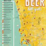 Best Breweries In California Map | Danielrossi   California Brewery Map