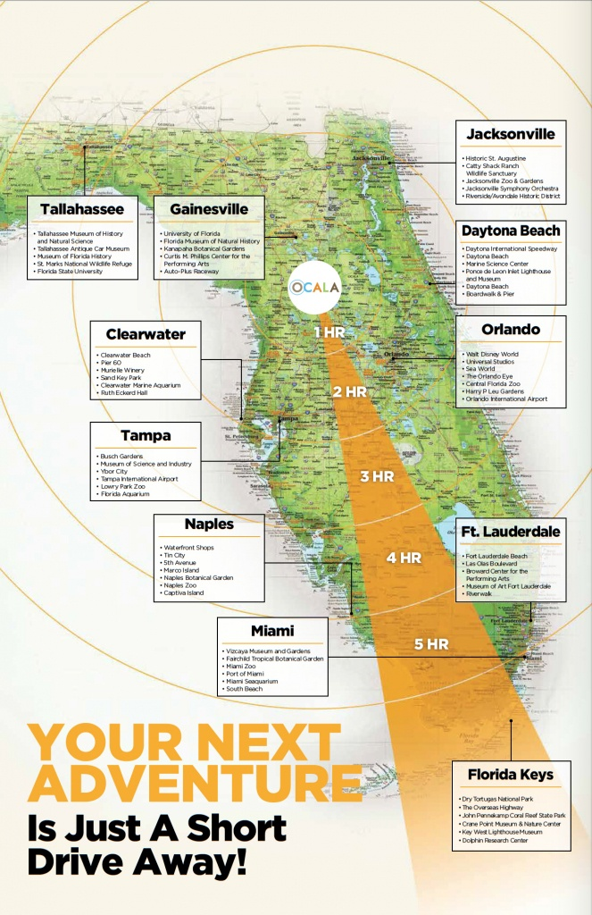 Best States For Retirement? Florida At On Top Of The World Communities - Where Is Ocala Florida On A Map
