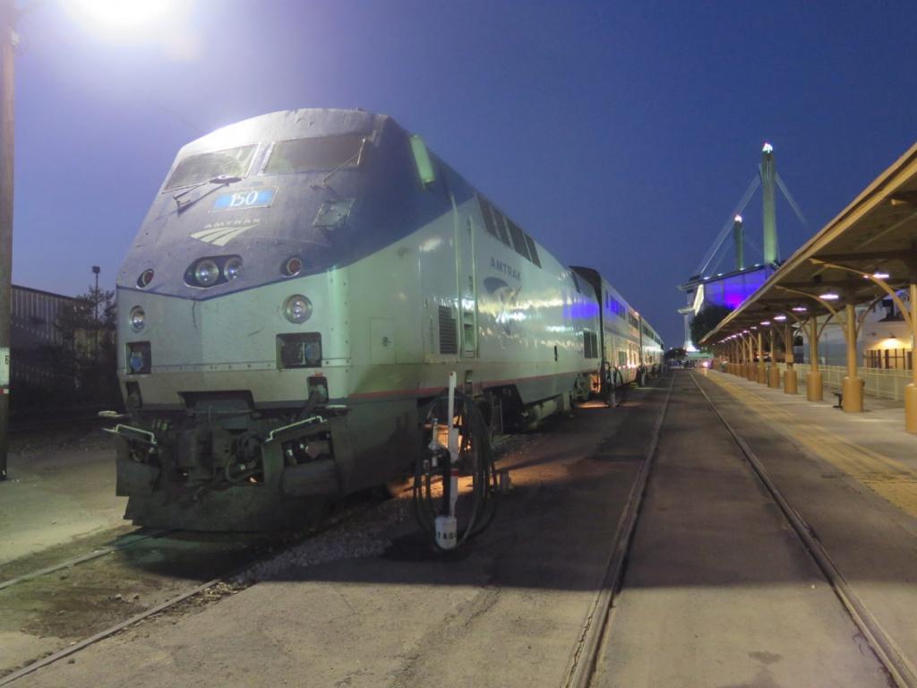Bexar's Eye: Amtrak's San Antonio Station – Where Chicago Meets La - Texas Eagle Train Route Map