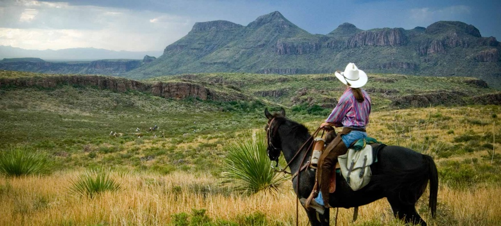 Big Bend Ranch State Park — Texas Parks & Wildlife Department - Texas Grand Ranch Map