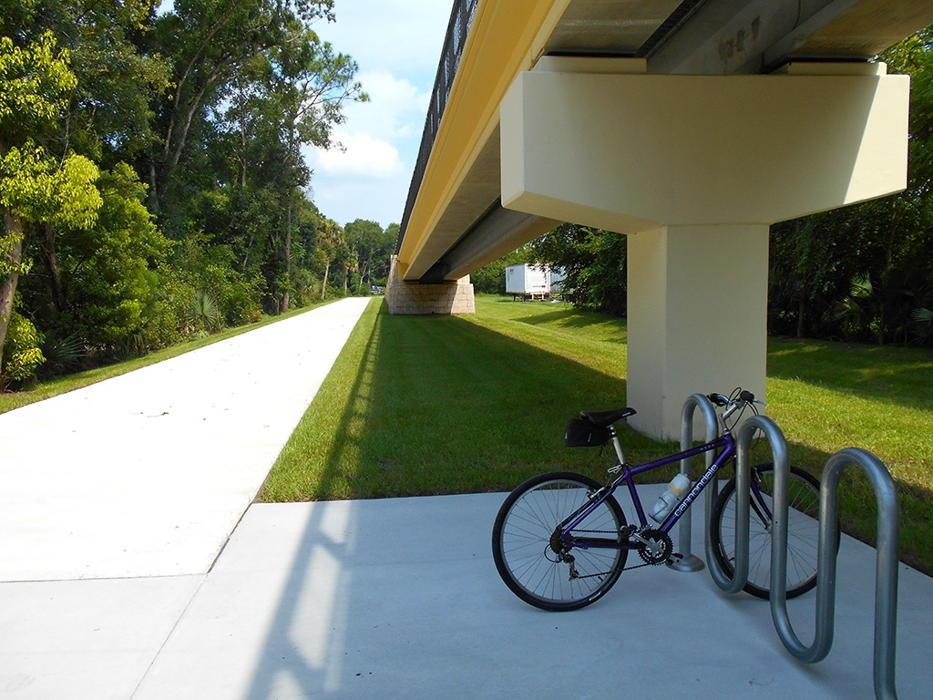 Bike Paths In Florida | Florida Hikes! - Central Florida Bike Trails Map