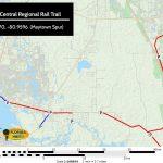 Biking East Central Regional Rail Trail | Ecrrt | Florida Hikes! – Rails To Trails Florida Map