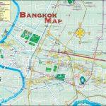 Bkk Map: Enlarge   Bangkok Tourist Map Printable