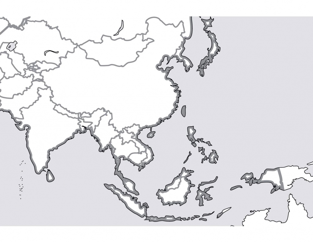Blank Map Of Southeast Asia In And South Pacific Quiz ...