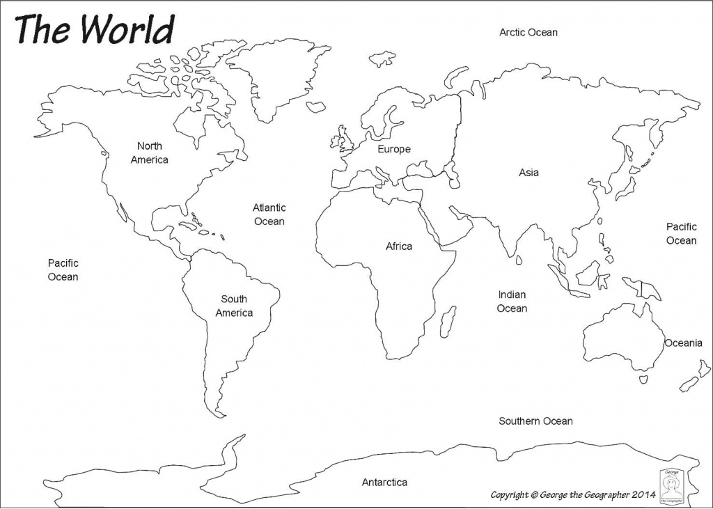 Blank World Map Best Photos Of Printable Maps Political With - Small World Map Printable