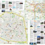 Bologna Tourist Map   Printable Map Of Bologna City Centre