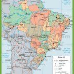 Brazil Maps | Maps Of Brazil   Printable Map Of Brazil