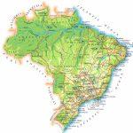 Brazil Maps | Printable Maps Of Brazil For Download   Printable Map Of Brazil