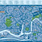 Bristol Tourist Attractions Map   Bristol City Centre Map Printable