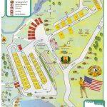 Brookeland, Texas Campground   Brookeland / Lake Sam Rayburn Koa - Texas Campgrounds Map