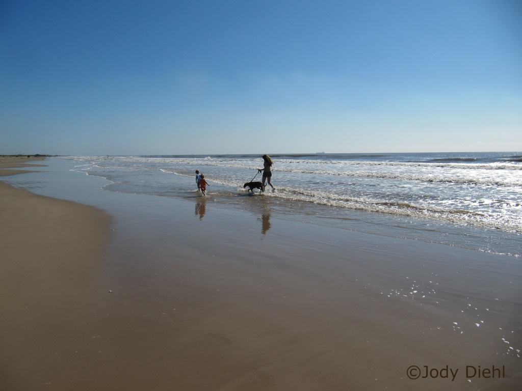 Bryan Beach State Recreation Area « Beach Treasures And Treasure Beaches - Texas Gulf Coast Beaches Map