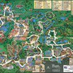 Busch Gardens Tampa   Markus Ansara   Brookgreen Gardens Printable Map