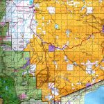 Buy And Find California Maps: Bureau Of Land Management: Northern   California D5 Hunting Zone Map