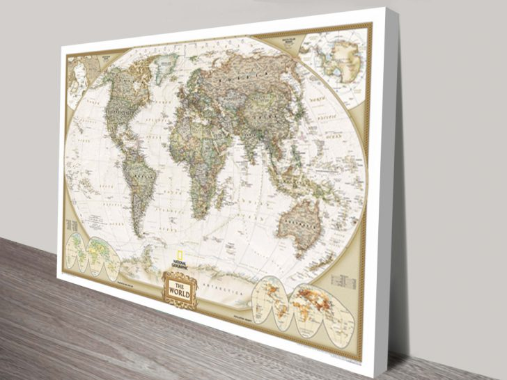 National Geographic Printable Maps