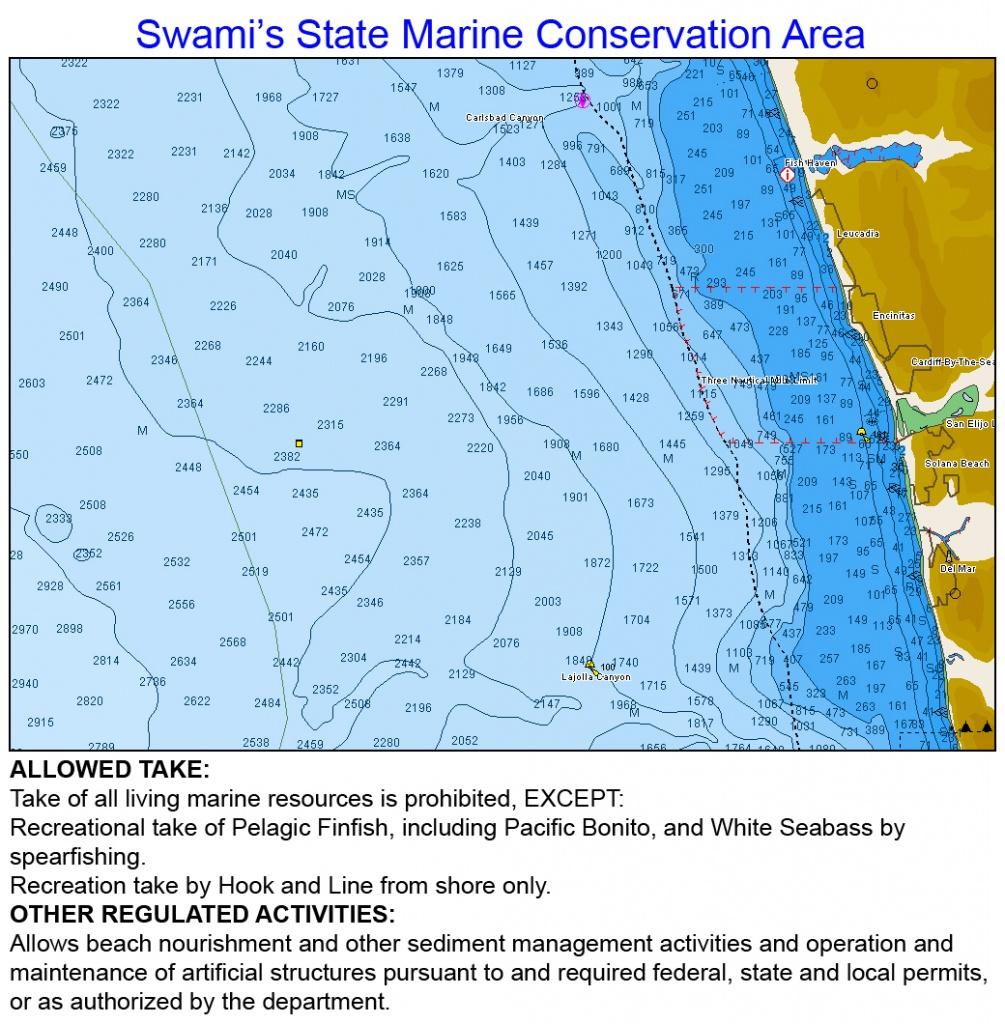 C-Map | Captain Ken Kreisler's Boat And Yacht Report - Southern California Fishing Map