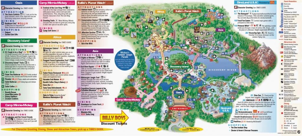 California Adventure Map Pdf Map Disney California Adventure Park - California Adventure Map Pdf