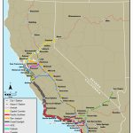 California Amtrak Stations Map   Secretmuseum   Amtrak California Map