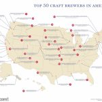 California Brewery Map Brewers The Brew Babes Beer Blog Within   California Brewery Map