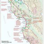 California Coastal Trail   California Hiking Trails Map
