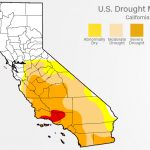 California Drought: Recent Rains Have Almost Ended It   Cnn   California Drought 2017 Map