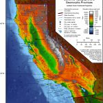 California Elevation Map | Compressportnederland   Baja California Topographic Maps