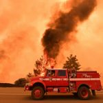 California Fires: Wildfires Map For Camp, Woolsey, Hill Fires | Fortune   California Fire Zone Map