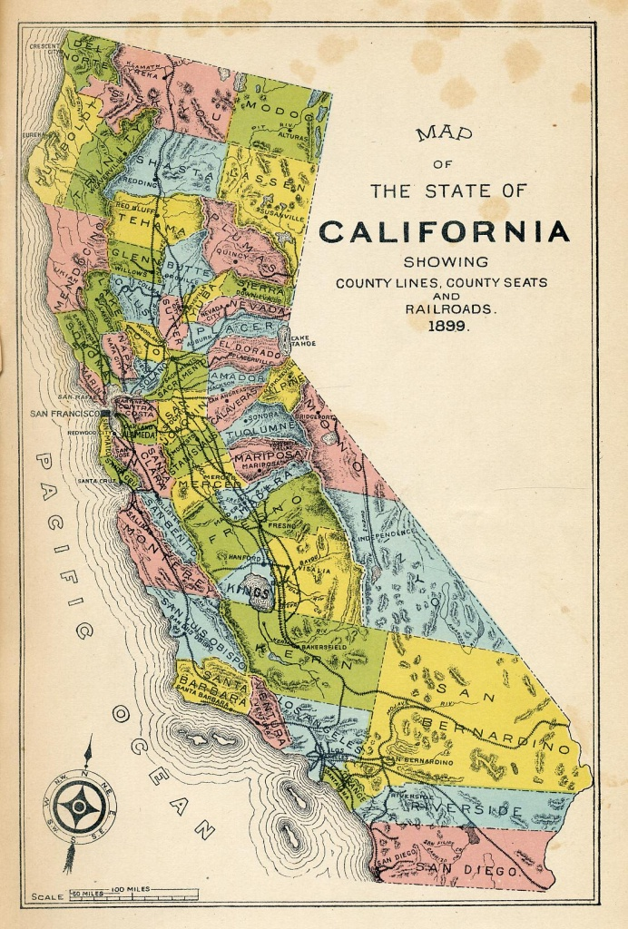 California Gold Rush Map Collection - High Country Gold - California Gold Rush Map