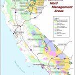 California - Herd Management Areas   Bureau Of Land Management - Twin Peaks California Map