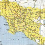 California Highways (Www.cahighways): Southern California   Map Of California Highways And Freeways