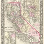 California Map Poster, Canvas, Print Sales   California Map Poster