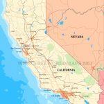 California Maps   Simple Map Of California