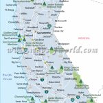 California National Parks Map, List Of National Parks In California   Southern California National Parks Map
