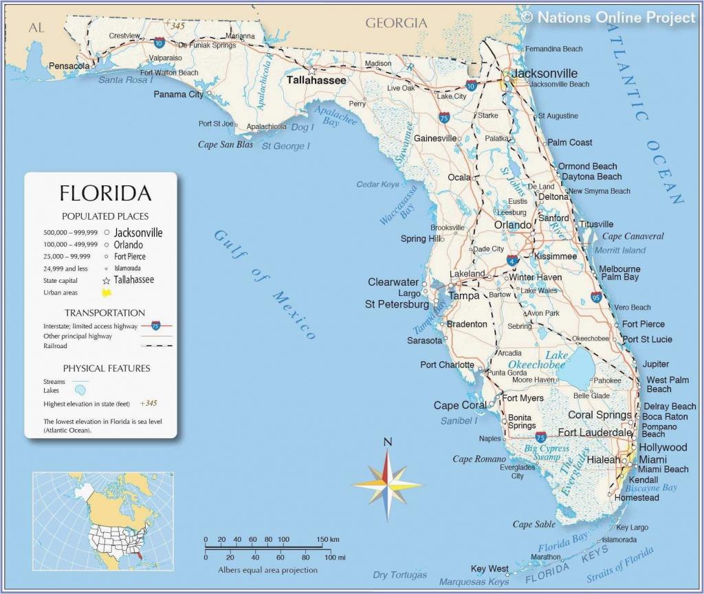 California Prison Map Florida Map Beaches Lovely Destin Florida Map - California Prisons Map