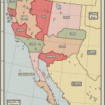 California Republic   Timeline 31 : Worldbuilding   Map Of The New California Republic