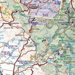 California Road Map   Benchmark Maps   Avenza Maps   Benchmark Maps California