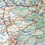 California Road Map   Benchmark Maps   Avenza Maps   Benchmark Maps California