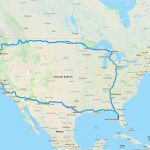 California Road Trip Trip Planner Map | Secretmuseum   Road Trip Map Printable