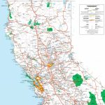 California State Map And Travel Information | Download Free   Free State Map California