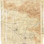 California Topographic Maps   Perry Castañeda Map Collection   Ut   California Topo Map Index