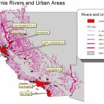 California Water Rights – In The Beginning | Romick In Oakley   California Water Rights Map