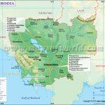 Cambodia Map   Printable Map Of Cambodia