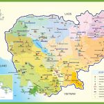 Cambodia Maps   Maps Of Cambodia   Printable Map Of Cambodia