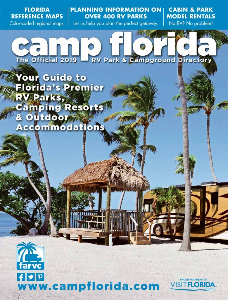 Camp Florida Rv Parks And Campgrounds - Florida Rv Campgrounds Map