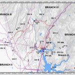 Campfire Updated Branch/division Map. Paradise,california   Paradise California Map