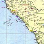 Camping Map California   D1Softball - California Camping Map