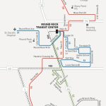 Capital Metro Service Begins In Round Rock Aug. 21   Round Rock Texas Map